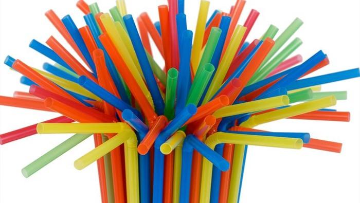 Sedotan plastik. (Foto: iStock)