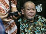 Janji Potong Leher, La Nyalla: Untuk Pecut Tim Saya Menangkan Jokowi