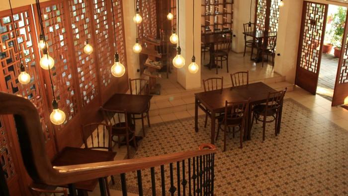 Restoran teh di Glodok