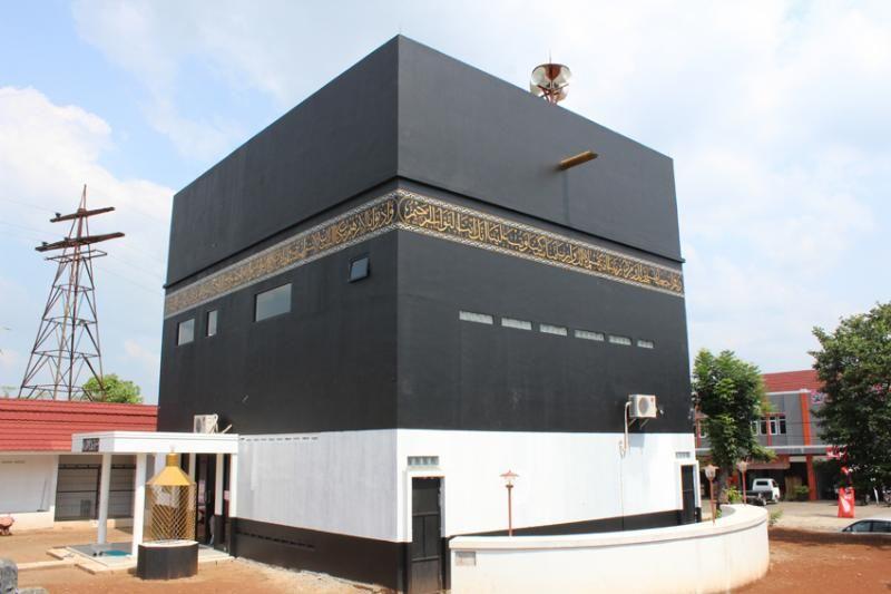 Masjid berbentuk Kubah di Subang