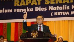 Ketua MPR Dukung Pemekaran Terbatas Untuk Daerah Perbatasan
