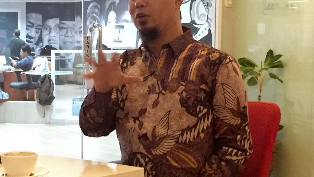 Ahmad Dhani Bangga Atas Kemenangan Khabib Nurmagomedov