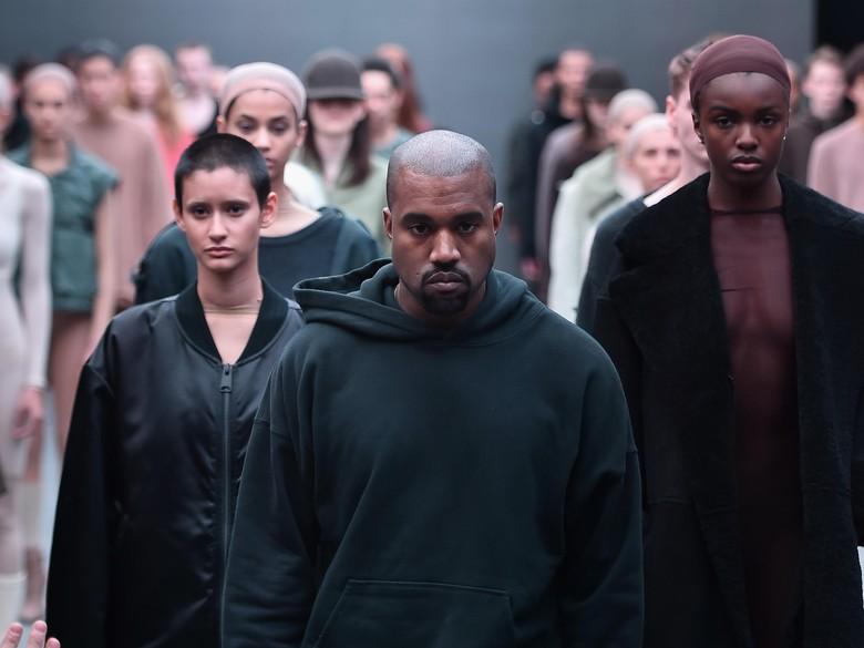Kanye West larang pegawainya lakukan seks pranikah. Foto: Theo Wargo/Getty Images for adidas