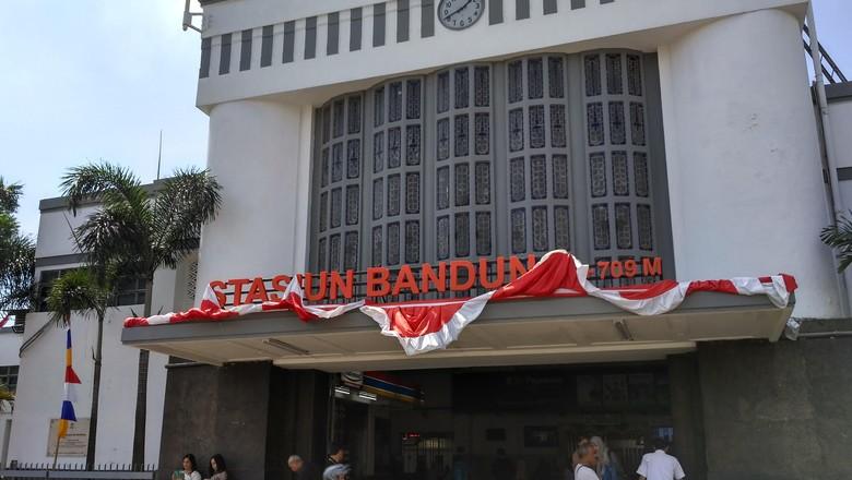 14 Tempat Wisata Dekat Stasiun Bandung/Foto: Masnurdiansyah