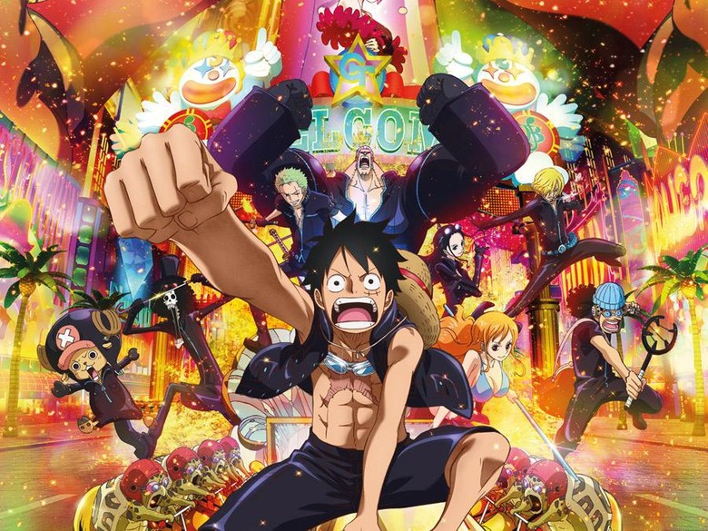 Foto: Official One Piece