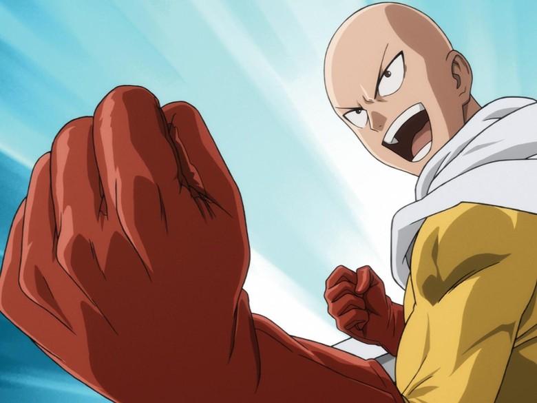 Hiatus 2 Tahun, Manga One-Punch Man Terbit Lagi