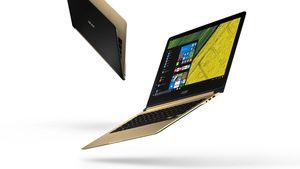 Acer Pamerkan Si Langsing dan Notebook Gaming Layar Lengkung