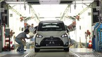 Lebaran, Pabrik Toyota Libur 11 Hari