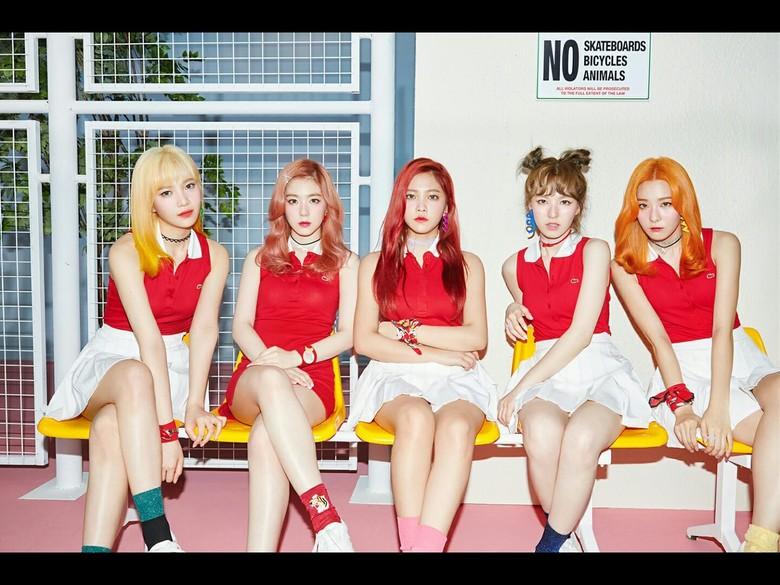 Keren! Red Velvet akan Tampil di Korea Utara