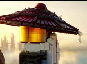 Kocak! Jackie Chan vs Ayam di The Lego Ninjago Movie