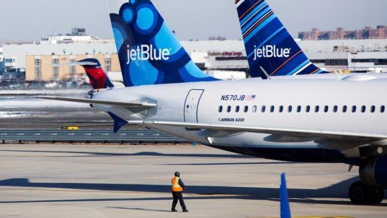 Maskapai Jet Blue