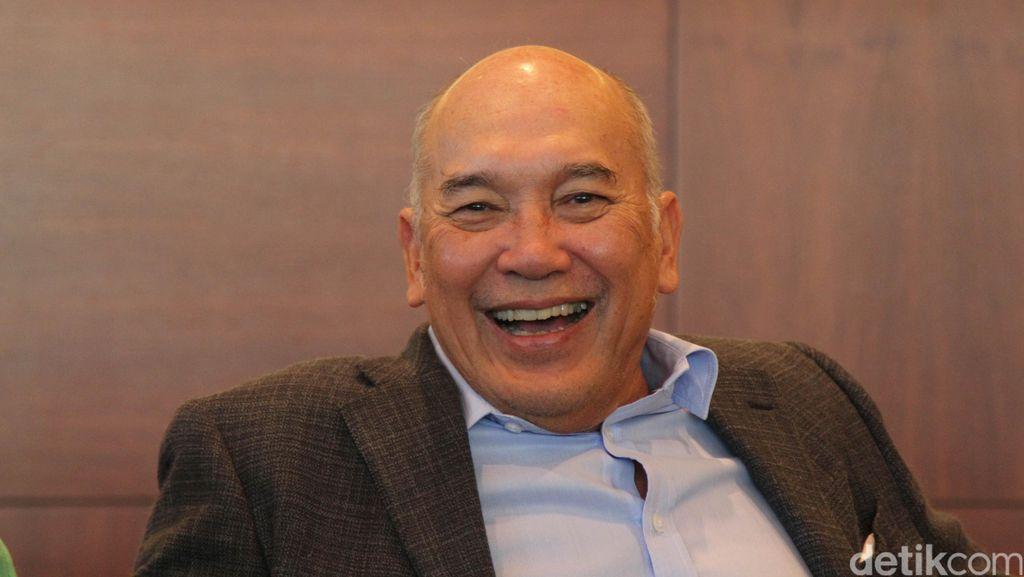 Pengusaha Peter F. Gontha Ajak Netizen Berbagi dengan Driver Ojol