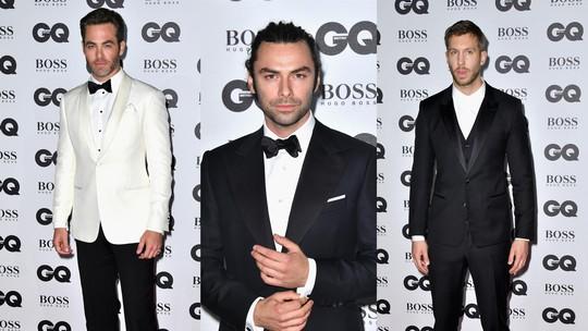 Para Pria Tampan di GQ Men of The Year 2016