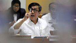 KPK Bongkar Suap Sel Mewah Sukamiskin, Menkum Lapor Jokowi