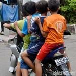 Ortu Harus Tegas, Jangan Biarkan Anak Main Motor saat Tak Sekolah