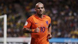 Usai Robben, Kini Giliran Sneijder yang Mau Comeback?