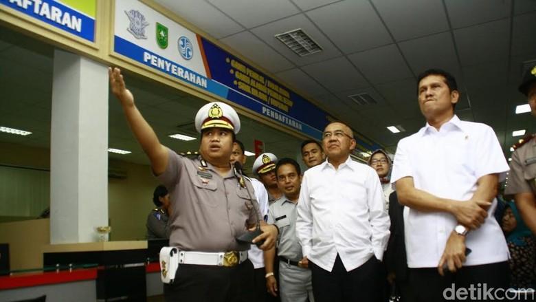 MenpanRB Kunjungi Polda Riau Terkait Rencana Kenaikan Status Menjadi Tipe A
