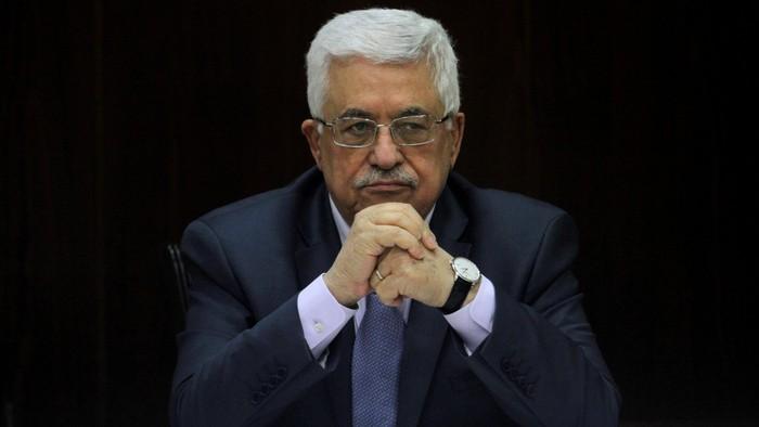 Mahmud Abbas (REUTERS/Issam Rimawi/Pool/File Photo)