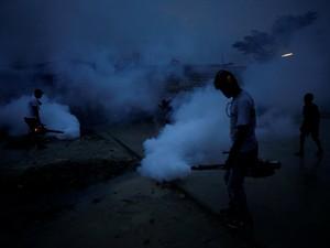 AS Imbau Warganya Tidak Pergi ke Indonesia Dikarenakan Virus Zika