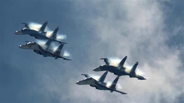 Setelah Apache, Menhan: 11 Sukhoi akan Tiba Lengkap dengan Rudal