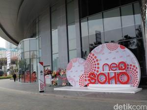 Foto: Mengintip Lebih Dekat Neo Soho, Mal Baru di Kawasan Jakarta Barat