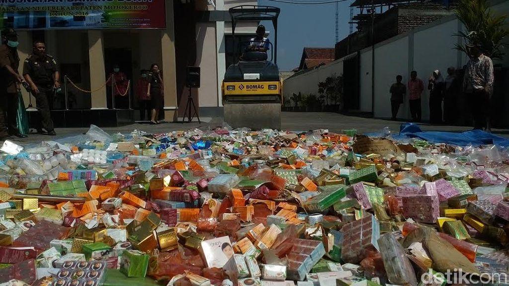 Awas! Produk Kosmetik Ternama Banyak Dipalsukan di Makassar