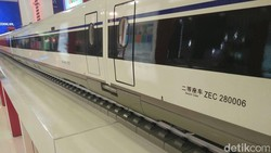 Ada Tiket Kelas VIP di Kereta Cepat Jakarta-Bandung, Berapa Harganya?