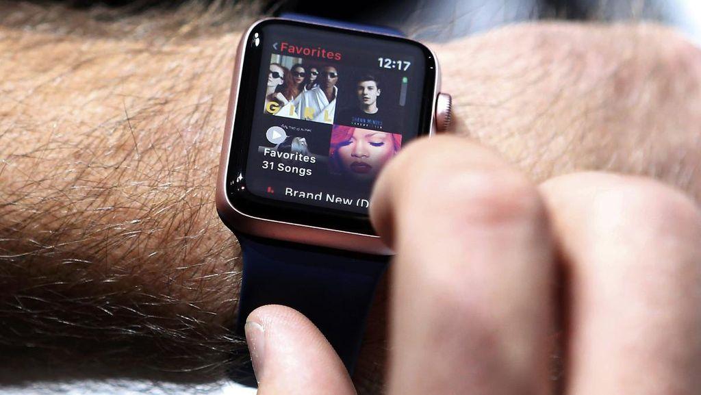 Apple Watch Bantu Pecahkan Kasus Pembunuhan