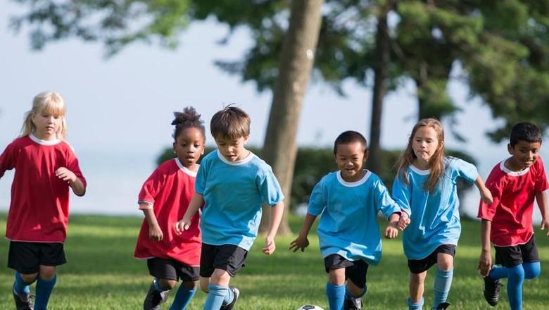 Tips Agar Anak Punya Gaya Hidup Sehat/ Foto: iStock