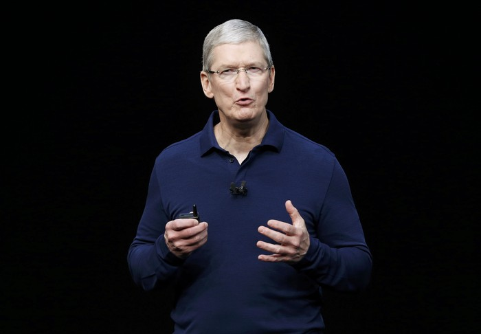 Tim Cook (Foto: Reuters)