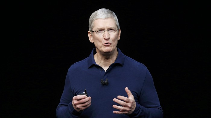 CEO Apple Tim Cook. Foto: Reuters