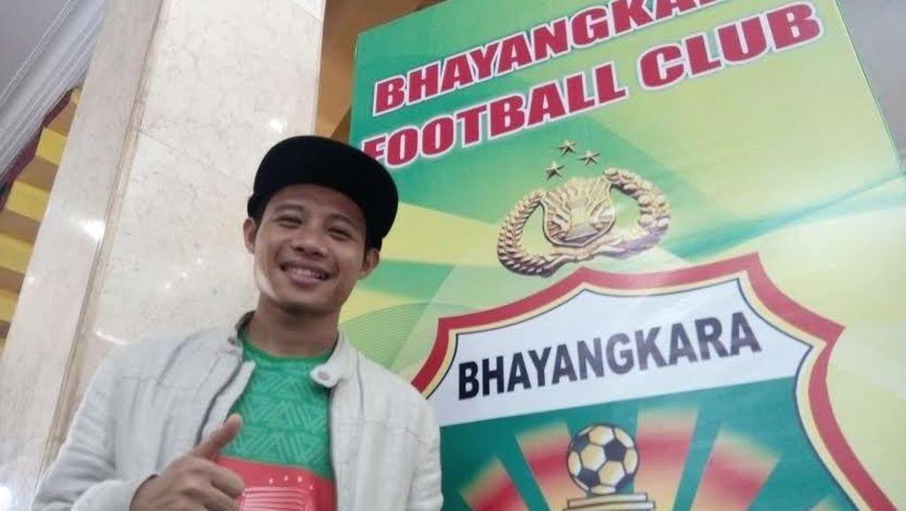 Hadapi Madura United, Bhayangkara FC Siapkan Pengganti Evan Dimas dan Hargianto