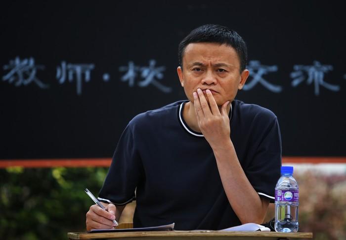 Pendiri Alibaba Jack Ma. Foto: GettyImages