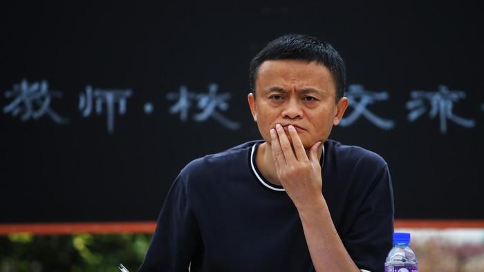 Saking kayanya, konglomerat Jack Ma dijuluki manusia Rp 570 triliun (Foto: GettyImages)