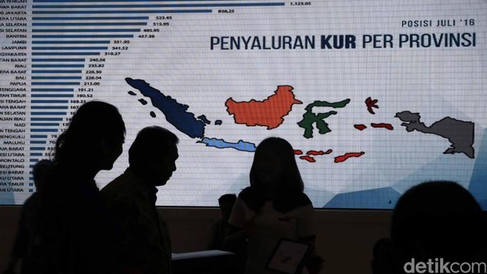 Bank Mandiri hadir di Indonesia Business & Development Expo. Bank Mandiri terus menggenjot penyaluran KUR.
