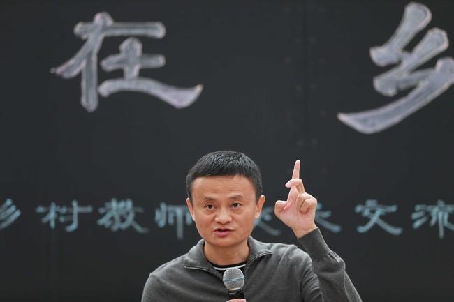Noda Hitam dalam Perjalanan Gemilang Jack Ma