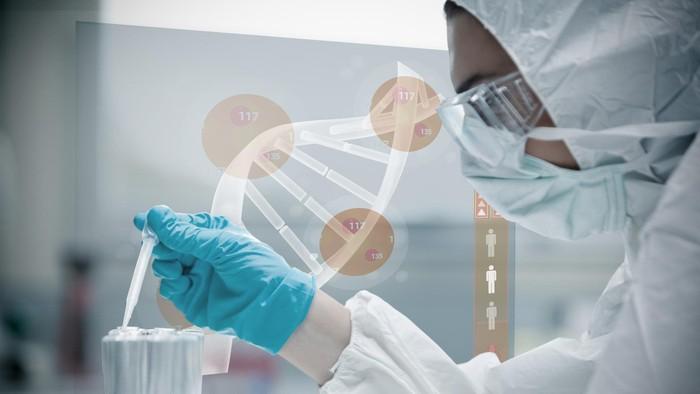 Mutasi genetik membuat seorang wanita tak pernah merasakan nyeri (Foto: Thinkstock)