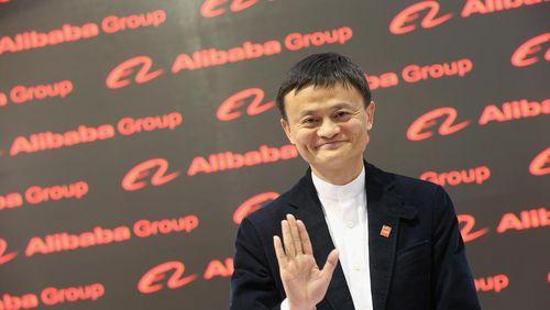 Jack Ma Pensiun