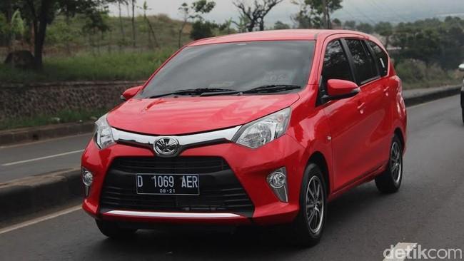 Toyota Calya (Foto: Rangga Rahadiansyah)