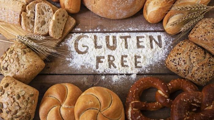 Kini marak berbagai jenis makanan dengan tulisan bebas gluten. Padahal label Gluten-Free belum tentu jadi pertanda makanan sehat untuk dikonsumsi. (Foto: iStock/Telegraph)