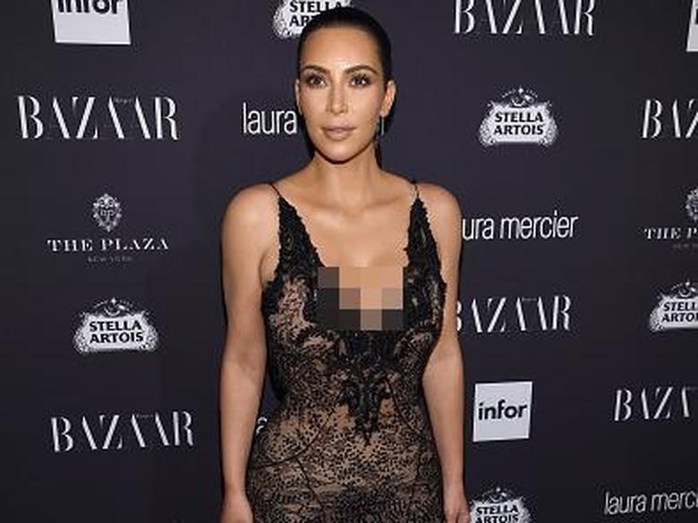 Perhiasan Senilai Jutaan Dolar Dirampok dari Kim Kardashian