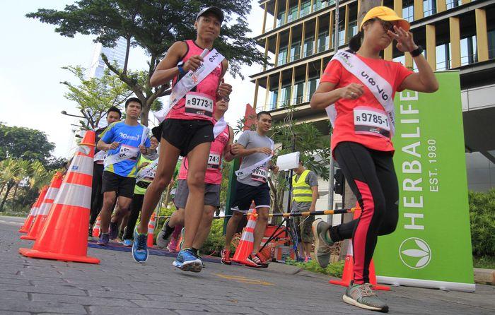 Herbalife Run 2016 yang akan dilaksanakan pada 9 Oktober mendatang di Serpong menargetkan 2.000 peserta.