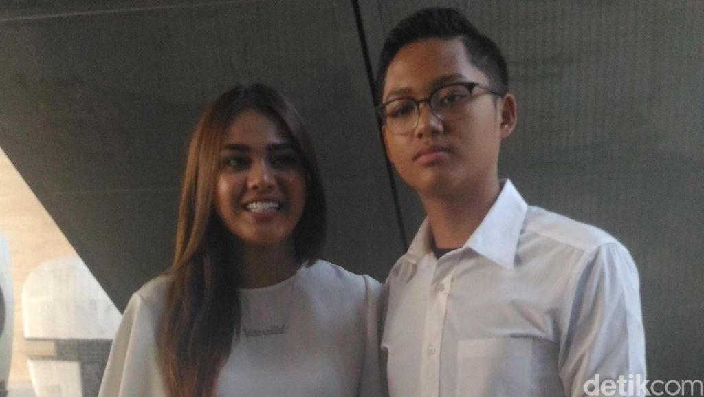 Pesan Menyentuh Aurel & Azriel untuk Krisdayanti Saat Terjun ke Politik