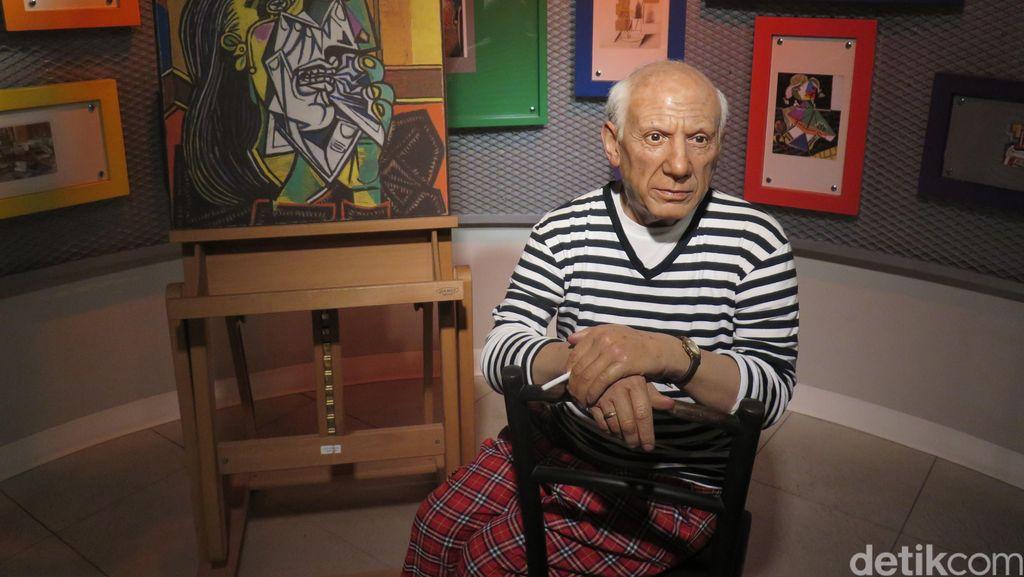 Melihat Karya Picasso yang Fenomenal di Picasso 1932
