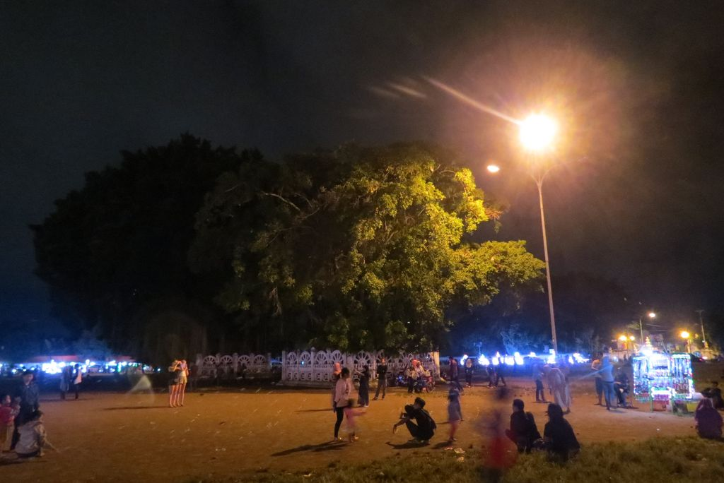 Bahagia Itu Sederhana Main Ke Alun Alun Kidul Yogyakarta