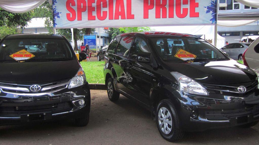 Avanza Masih Jawara Mobil Bekas