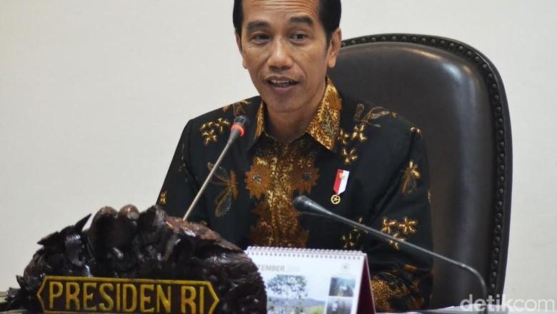 Jokowi Minta Proyek Palapa Ring Dikebut Agar Tak Tertinggal Negara Lain