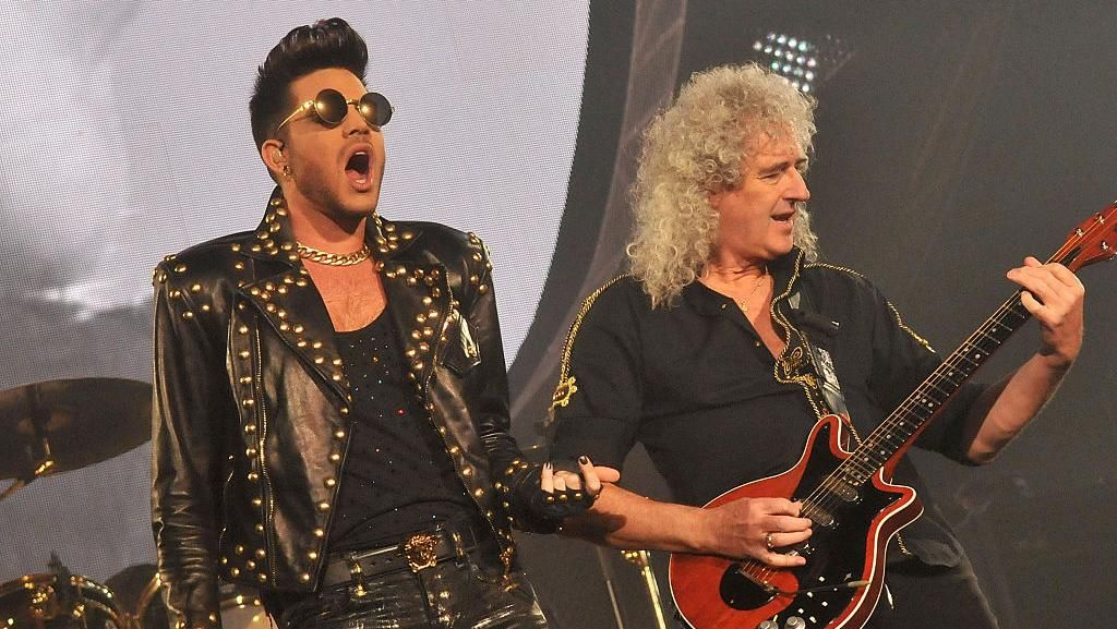 Terlewat Jadi Perhatian, Adam Lambert Ternyata Ada di Bohemian Rhapsody