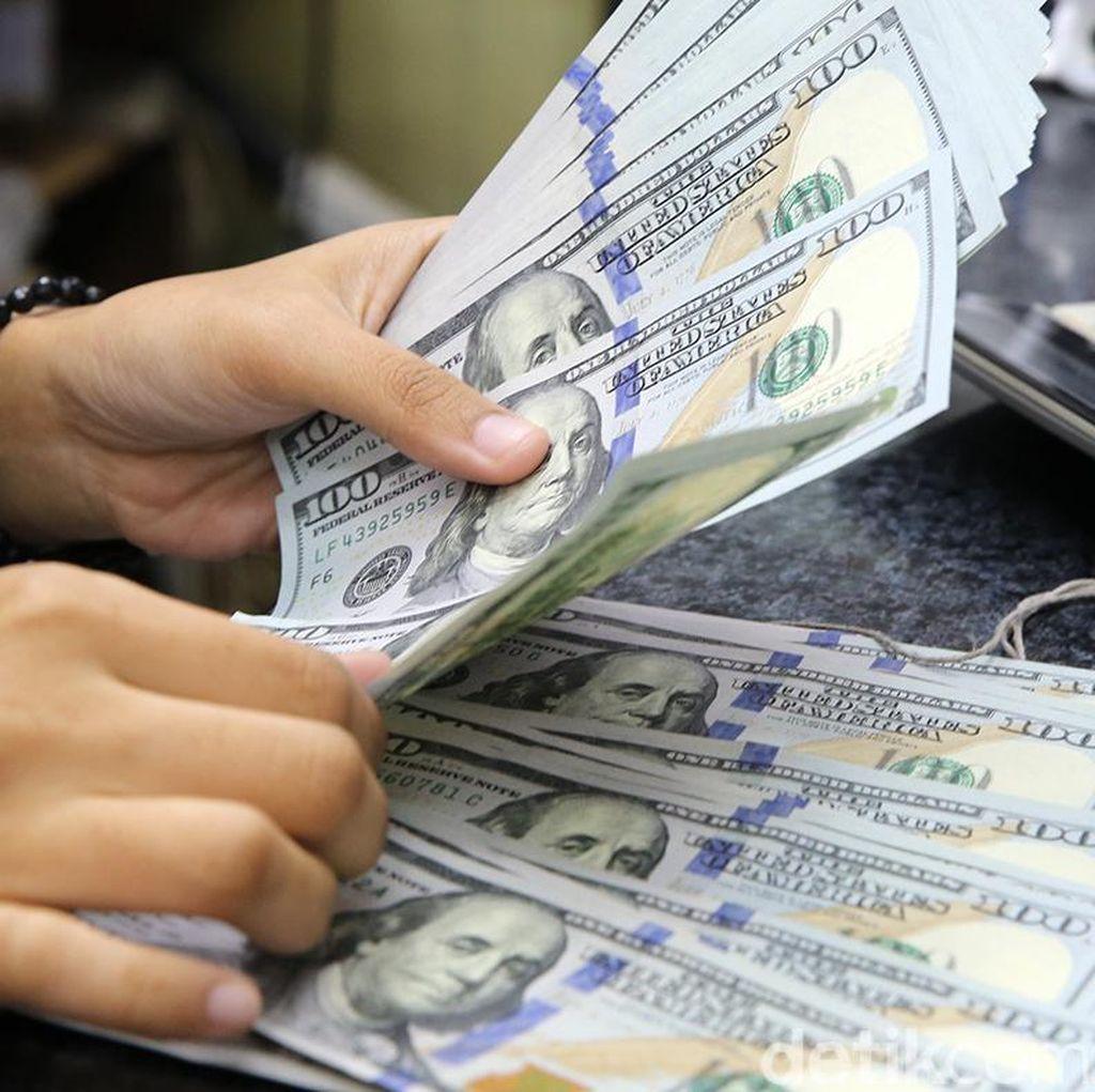 Dolar AS Masih Betah di Rp 14.629