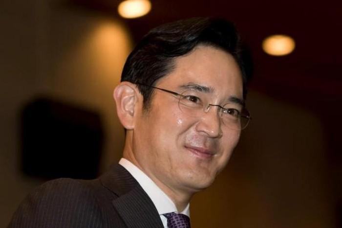 Jay Y. Lee putra mahkota Samsung